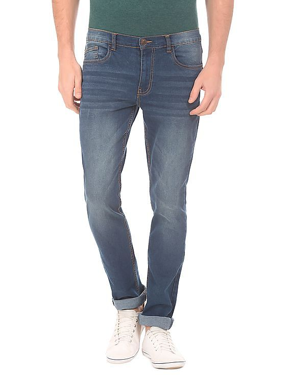 1ae9c218ed4 Buy Men Low Rise Slim Fit Jeans online at NNNOW.com