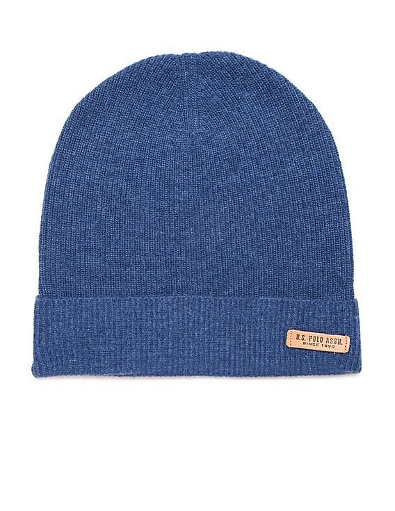 Buy Men Ribbed Lambswool Beanie online at NNNOW.com 9bf001d2fda
