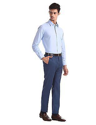 Arrow Regular Fit Wrinkle Resistant Shirt