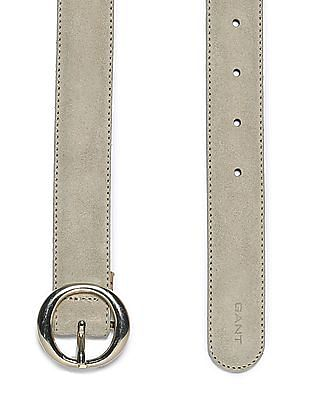 Gant Leather Buckle Belt
