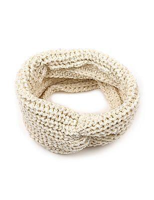 Aeropostale Knotted Knit Headband