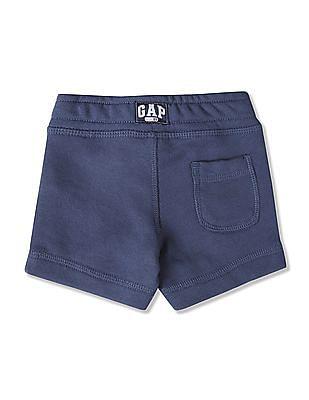 GAP Baby Blue Stripe Shorts