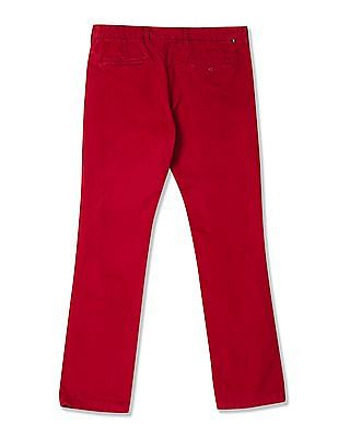 Nautica Solid Flat Front Trousers