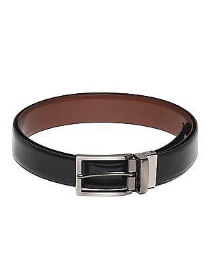 Excalibur Reversible Leather Belt