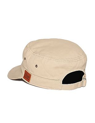 Flying Machine Solid Cotton Twill Cap