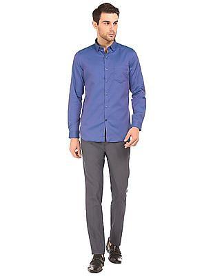 Elitus Two Tone Super Slim Fit Shirt