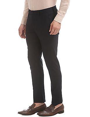 Excalibur Super Slim Fit Solid Trousers