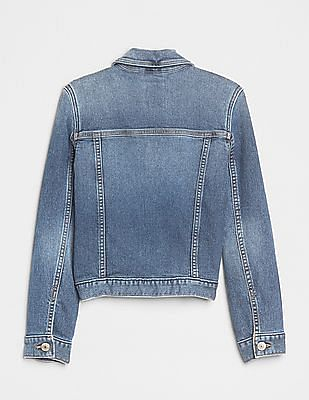 GAP Girls Fantastiflex Super Denim Jacket