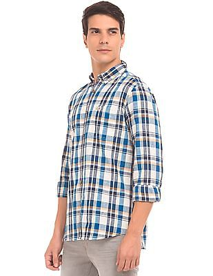 U.S. Polo Assn. Denim Co. Button Down Check Shirt