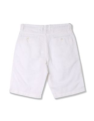 Izod Slim Fit Solid Shorts