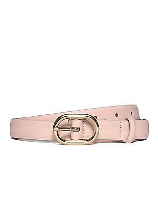 Gant Leather Buckle Belt