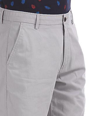 Arrow Sports Regular Fit Solid Shorts