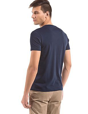 Arrow Newyork Regular Fit Crew Neck T-Shirt