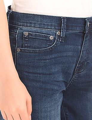 GAP Women Blue Authentic 1969 Best Girlfriend Jeans