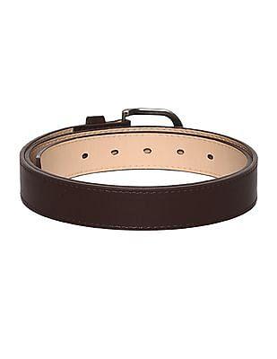 SUGR Burnished Buckle Solid Belt