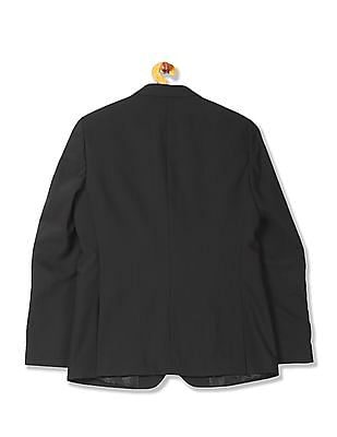 Arrow Body Tailored Regular Fit Single Breasted Blazer