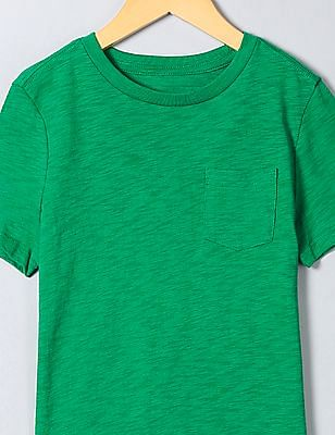 GAP Boys Pocket T-Shirt
