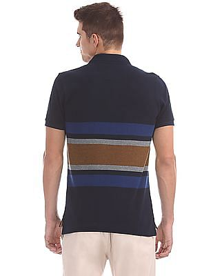 U.S. Polo Assn. Regular Fit Striped Polo Shirt