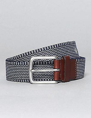 GAP Chino Stripe Web Belt