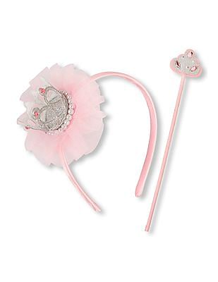 The Children's Place Baby Girl Crown Set