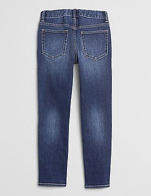 GAP Boys Super Denim Fantast flex Slim Jeans