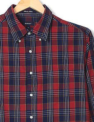Gant Button-Down Collar Check Shirt