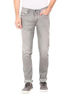 Aeropostale Super Skinny Mid Rise Jeans
