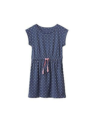 GAP Baby Polka Dot Jersey Dress