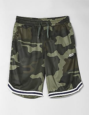 GAP Boys GapFit Kids Pull-On Shorts