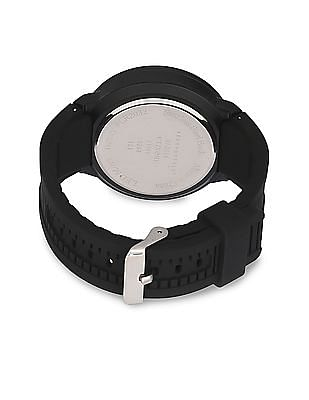 Aeropostale Synthetic Strap LED Watch