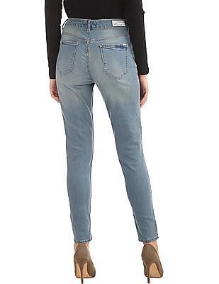 Flying Machine Women Skinny Fit High Waist Jeans