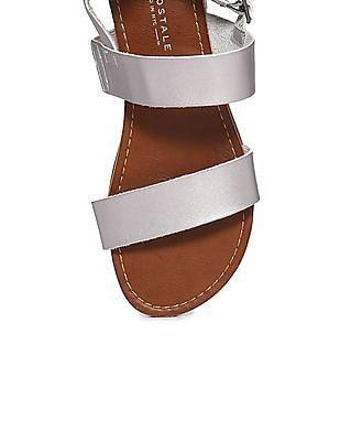 Aeropostale Open Toe Strappy Sandals