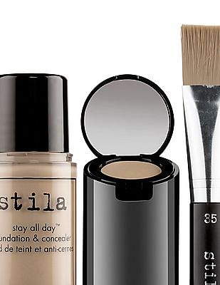 stila Stay All Day Foundation Concealer And Brush Kit - Hue 5