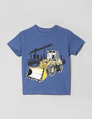 feecf691844ab Buy Toddler Boy Toddler Boy Short Sleeve Graphic Tee online at NNNOW.com