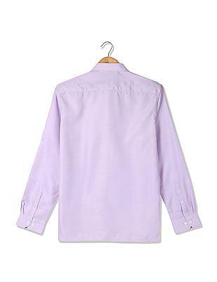 Excalibur Solid Cotton Shirt