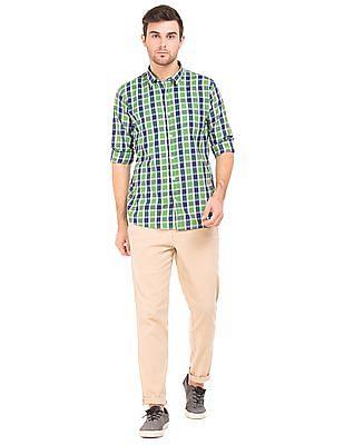 Ruggers Forward Point Collar Check Shirt