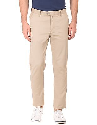 08cd5202b032fa Buy Men Skinny Fit Corduroy Trousers online at NNNOW.com