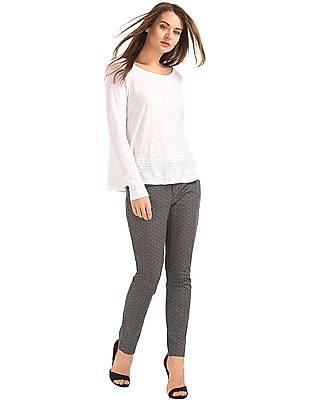 GAP Bi-Stretch Skinny Ankle Pants