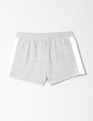 GAP Girls Logo Shorts In French Terry