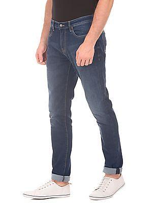 Aeropostale Dark Wash Super Skinny Jeans