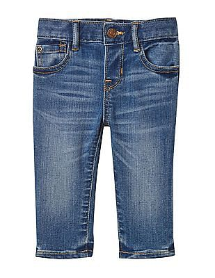 GAP Baby Blue 1969 First Skinny Jeans