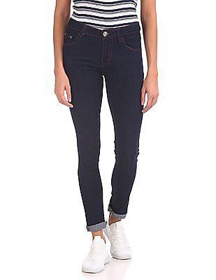 Newport Low Rise Skinny Fit Jeans