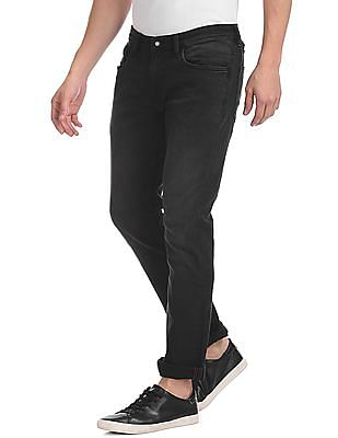 Arrow Sports Slim Fit Dark Wash Jeans