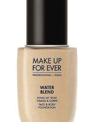 MAKE UP FOR EVER Water Blend Face And Body Foundation - Y245 - Soft Sand