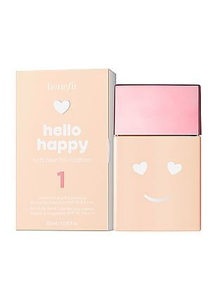 Benefit Cosmetics Hello Happy Soft Blur Foundation - 1