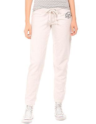 Aeropostale Heathered Slim Fit Joggers