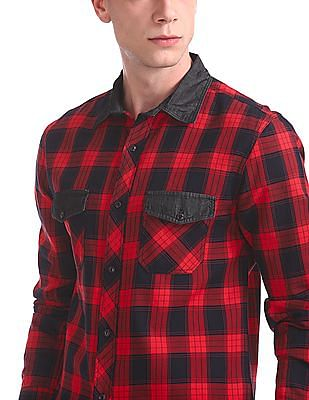 Colt Long Sleeve Check Shirt