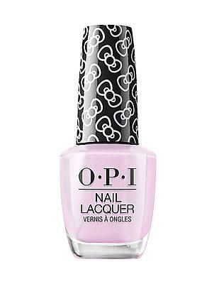 O.P.I Hello Kitty Nail Polish - A Hush Of Blush