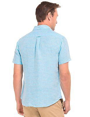 U.S. Polo Assn. Short Sleeve Striped Shirt