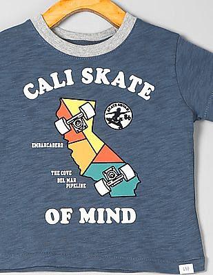 GAP Baby Graphic Short Sleeve T-Shirt